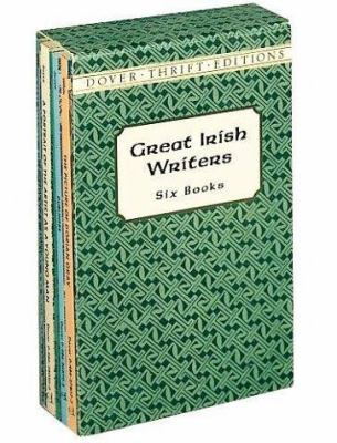 Great Irish Writers: Five Books 9780486299969