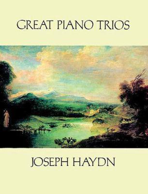 Great Piano Trios 9780486287287
