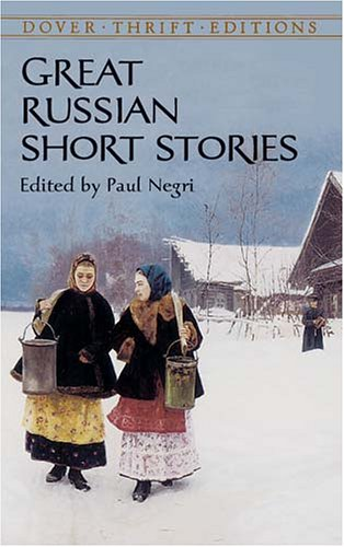 Great Russian Short Stories 9780486429922