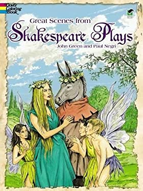 Great Scenes from Shakespeare's Plays 9780486409603