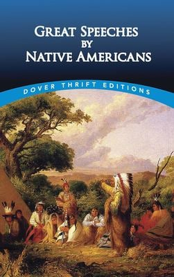 Great Speeches by Native Americans 9780486411224