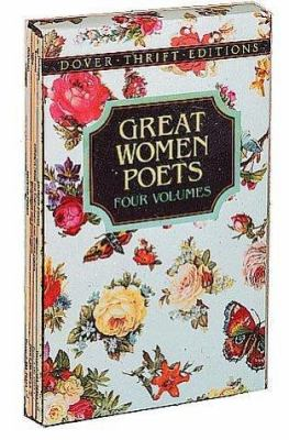 Great Women Poets: 4 Complete Books 9780486283883