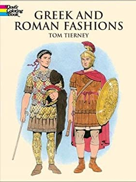 Greek and Roman Fashions 9780486415475