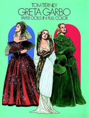 Greta Garbo Paper Dolls in Full Color 9780486248028