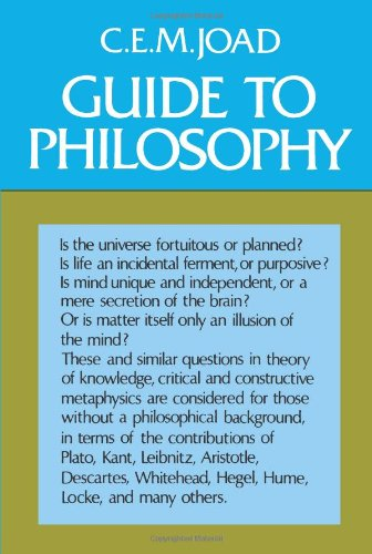 Guide to Philosophy 9780486202976
