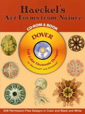 Haeckel's Art Forms from Nature [With CDROM] 9780486996028