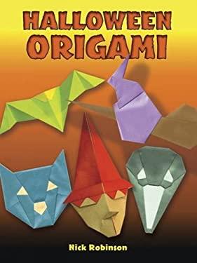 Halloween Origami 9780486498737