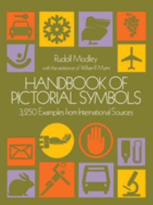 Handbook of Pictorial Symbols 9780486233574