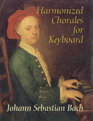 Harmonized Chorales for Keyboard 9780486445496