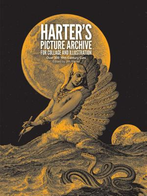 Harter's Picture Archive for Collage and Illustration 9780486236599