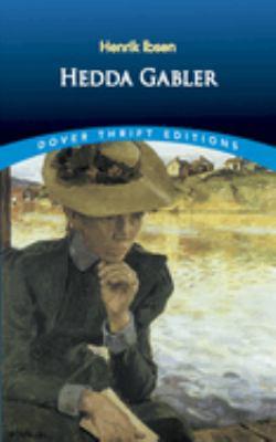 Hedda Gabler 9780486264691