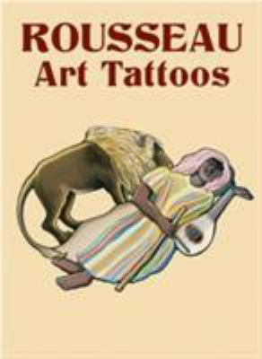 Henri Rousseau Art Tattoos 9780486430751
