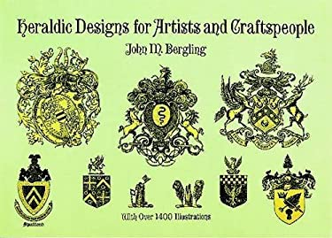 Heraldic Designs for Artists and Craftspeople 9780486296630