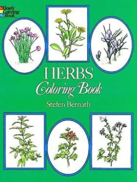 Herbs Coloring Book 9780486234991