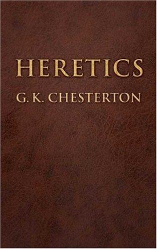 Heretics 9780486449142
