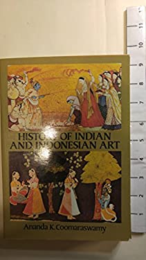 History of Indian and Indonesian Art 9780486250052