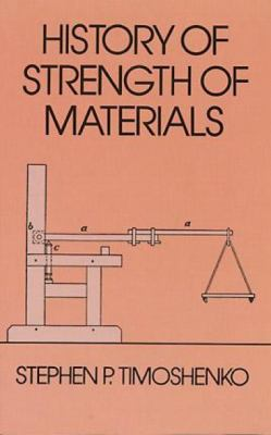 History of Strength of Materials 9780486611877