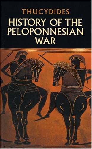 History of the Peloponnesian War 9780486437620
