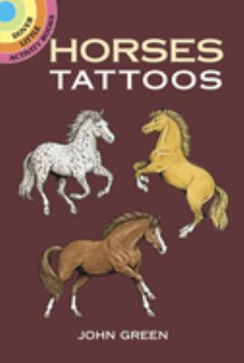 Horses Tattoos 9780486430294