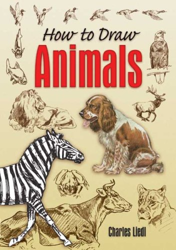 How to Draw Animals 9780486456065