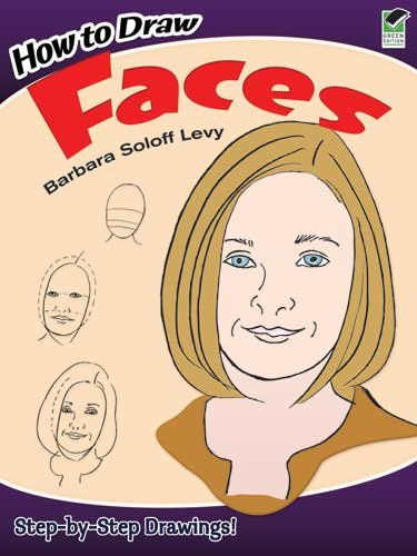 How to Draw Faces 9780486429014