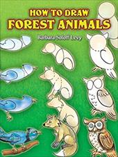 How to Draw Forest Animals 1604629