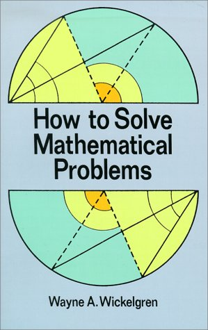 How to Solve Mathematical Problems 9780486284330