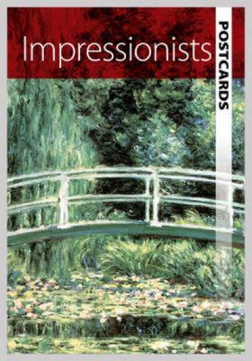 Impressionists Postcards 9780486480794