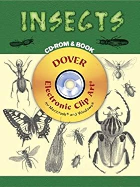Insects [With CDROM] 9780486997797