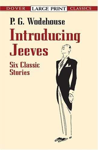 Introducing Jeeves: Six Classic Stories 9780486433615