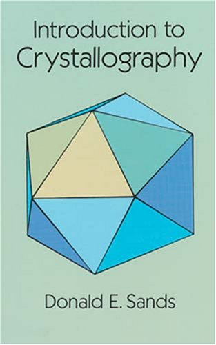 Introduction to Crystallography 9780486678399