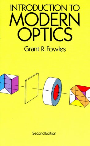 Introduction to Modern Optics 9780486659572