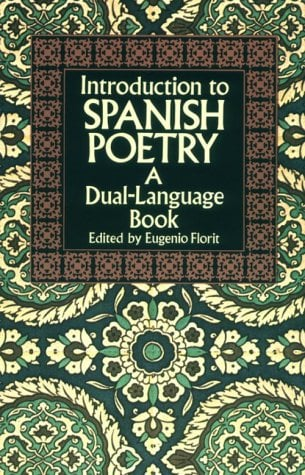 Introduction to Spanish Poetry 9780486267128