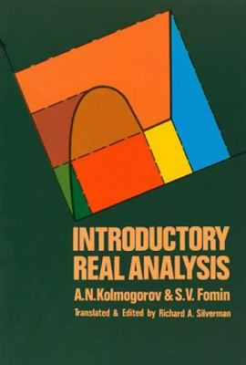 Introductory Real Analysis 9780486612263