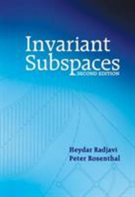 Invariant Subspaces 9780486428222