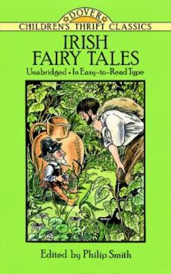 Irish Fairy Tales 9780486275727