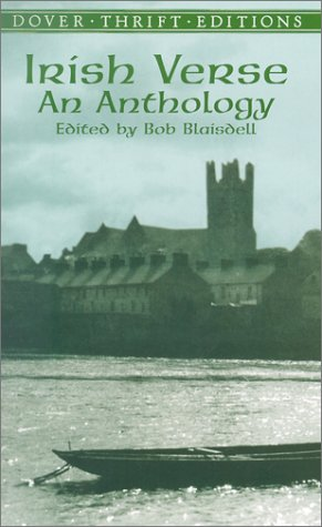 Irish Verse: An Anthology 9780486419145