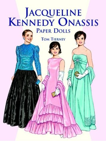 Jacqueline Kennedy Onassis Paper Dolls 9780486408156