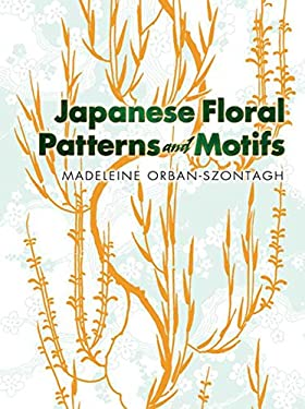 Japanese Floral Patterns and Motifs 9780486263304