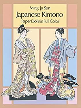 Japanese Kimono Paper Dolls 9780486250946