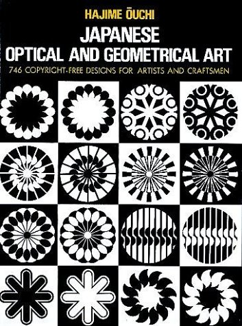 Japanese Optical and Geometrical Art Japanese Optical and Geometrical Art 9780486235530