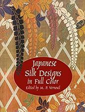 Japanese Silk Designs in Full Color 1603355