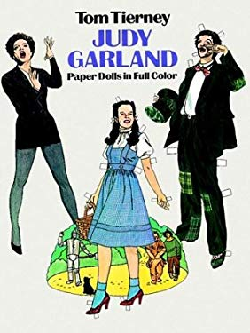 Judy Garland Paper Dolls in Full Color 9780486244044