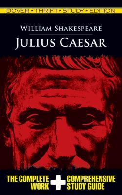 Julius Caesar Thrift Study Edition 9780486475776