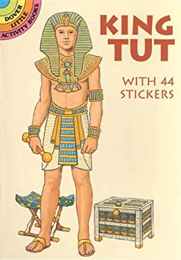 King Tut: With 44 Stickers 9780486409801