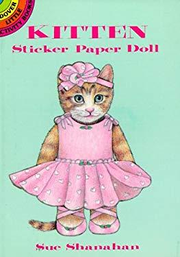 Kitten Sticker Paper Doll 9780486276892