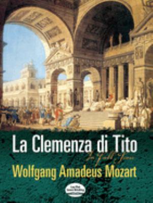 La Clemenza Di Tito 9780486275406