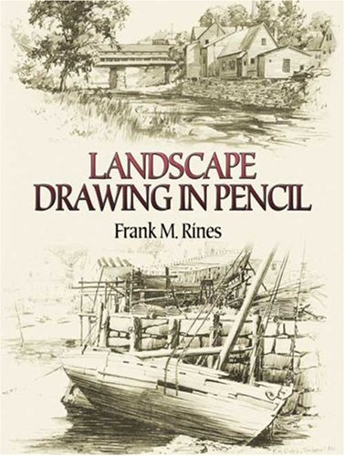 Landscape Drawing in Pencil 9780486450025
