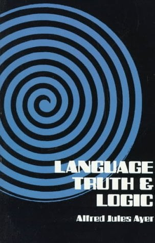 Language, Truth and Logic 9780486200101
