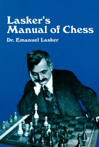 Lasker's Manual of Chess 9780486206400